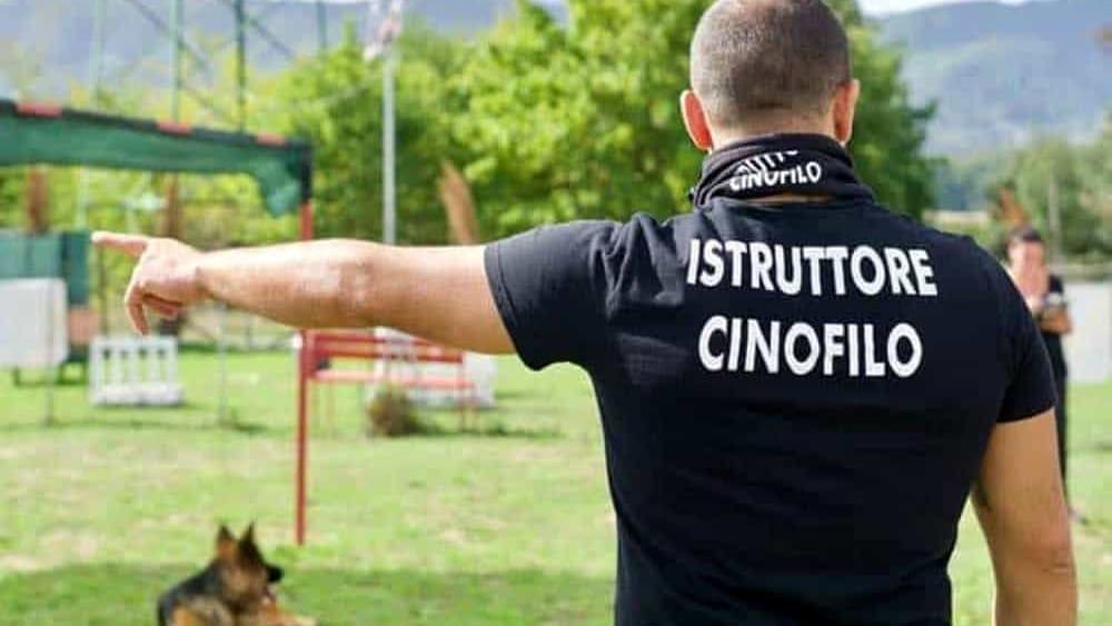 Istruttore Cinofilo Francesco Sacco